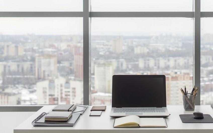 Leerer Schreibtisch = leerer Kopf?