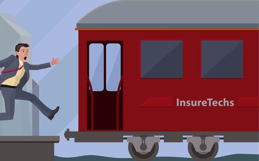 Digitalisierung der Versicherungsbranche: Jetzt aber schnell!