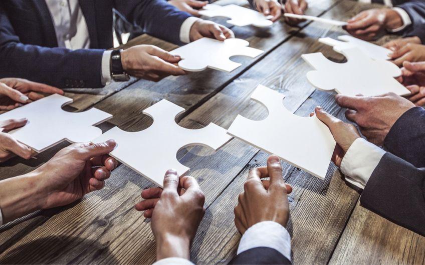 Kooperationen im Mittelstand: Kooperationen im Mittelstand: Gemeinsam stark