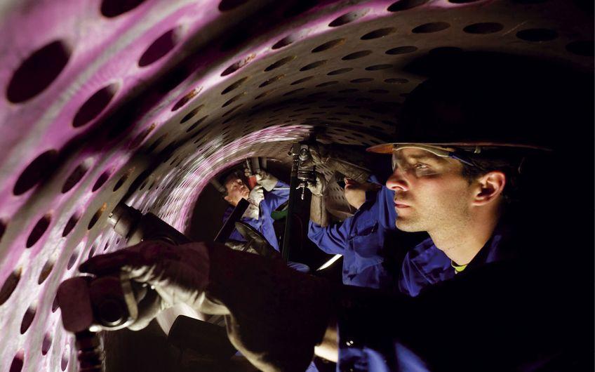 Industrieservice: Die Industrie schätzt ihre Service-Dienstleister