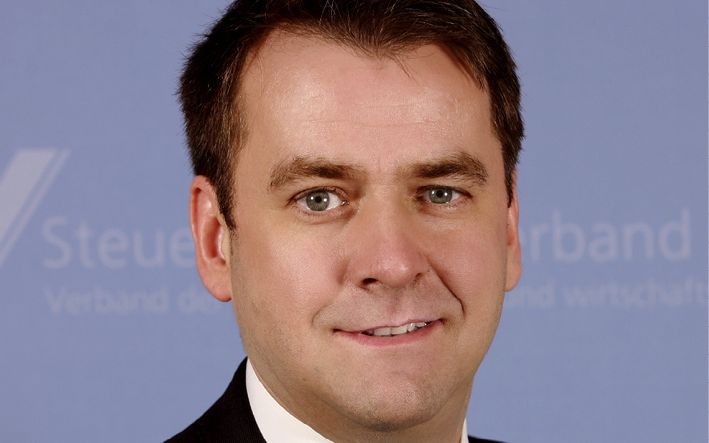 Harald Patt ist Vizepräsident des Steuerberater-Verbandes Köln (Quelle: Steuerberater-Verband Köln)