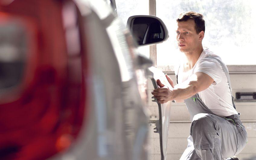 Karosserie- und Fahrzeugbau: Heiliges Blechle
