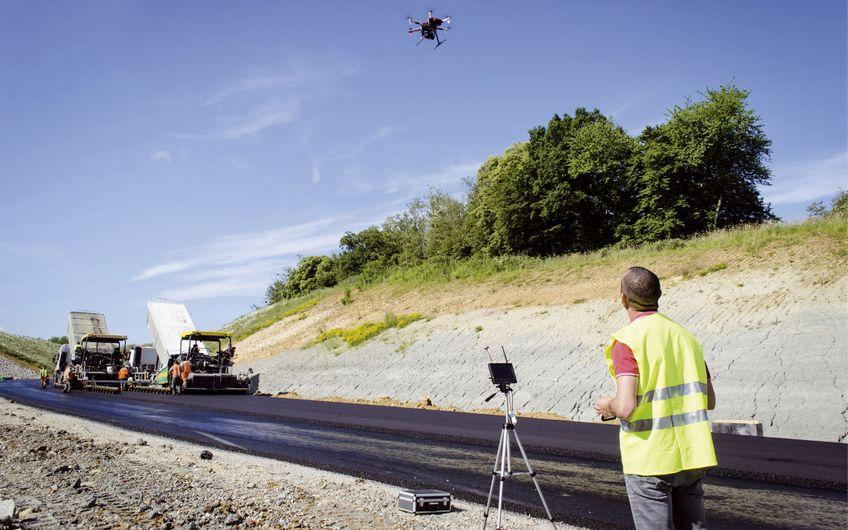 Digitalisierung in der Bauwirtschaft: Pixel und Ziegel