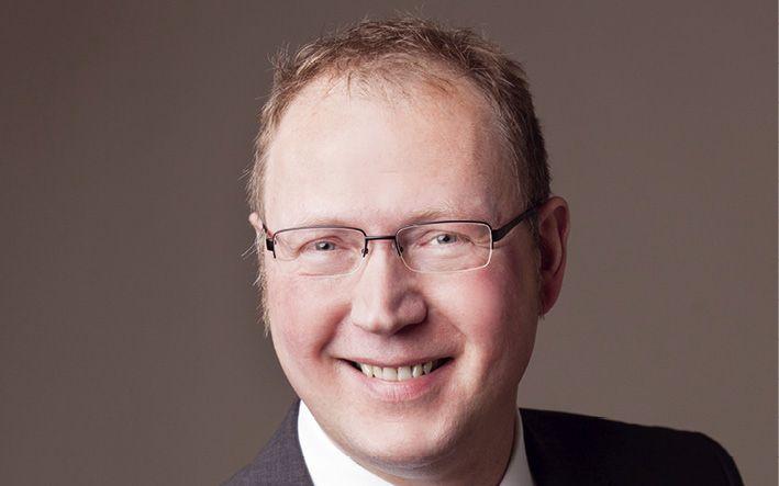 Dr. Heinz-Georg Nothofer, Projektmanager im Cluster NMWP.NRW