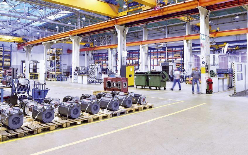 Industrie- und Hallenbau: Vielfältige Flexibilität