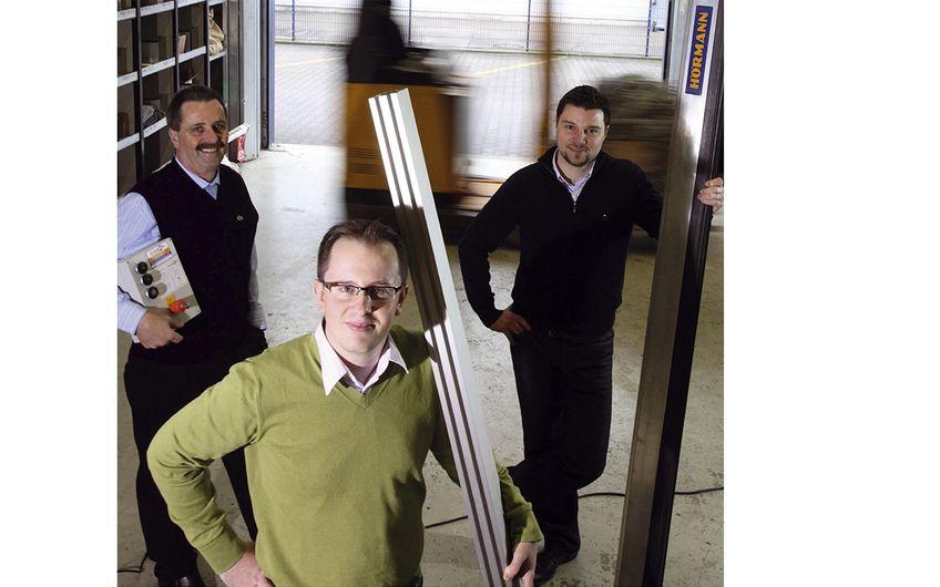 Inovator & Bernaisch Firmengruppe: 85 Jahre Torerfahrung