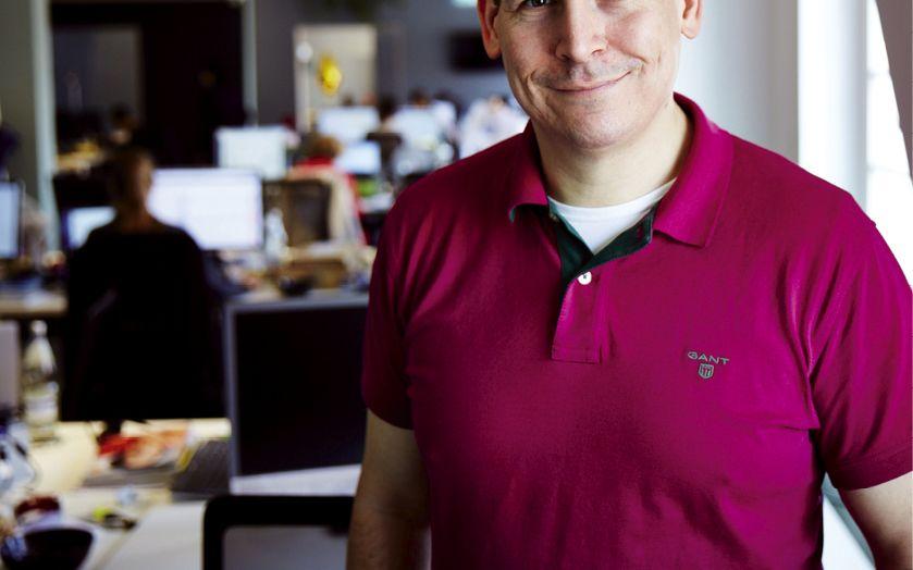 Thorsten Seeger, Geschäftsführer von Funding Circle Deutschland Foto: Funding Circle