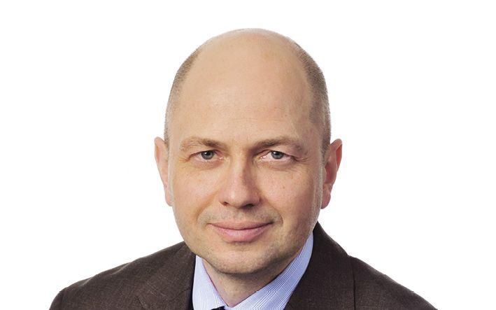 Dr. Andreas Geyer, Geschäftsführer des Ausschusses für Betriebswirtschaft im Zentralverband Deutsches Baugewerbe Foto: ZDB/axentis/Lopata