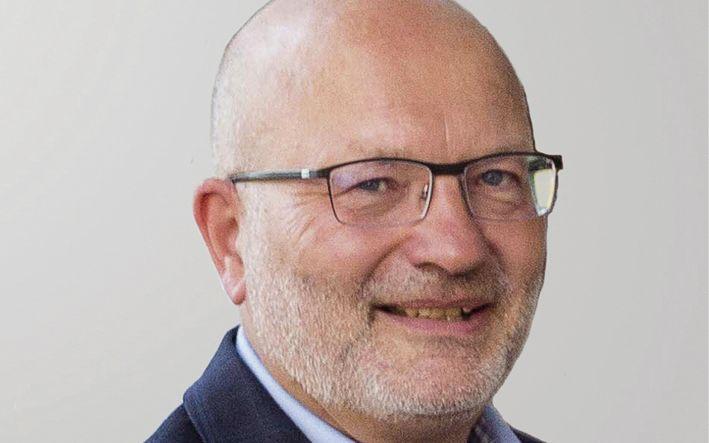 Lutz Pollmann, Hauptgeschäftsführer der Baugewerblichen Verbände