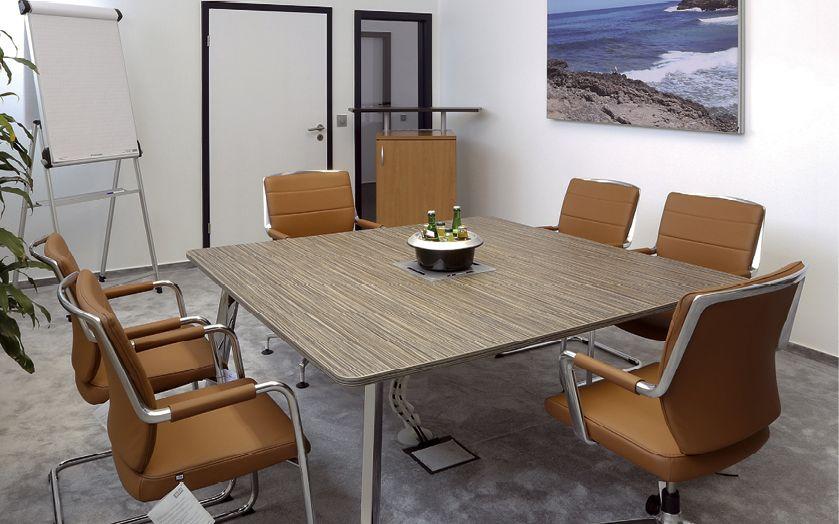 Schüssler Büroeinrichtungshaus: Objekteinrichtung als Gesundheitsmanagement