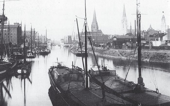 Die ältesten Unternehmen in Duisburg