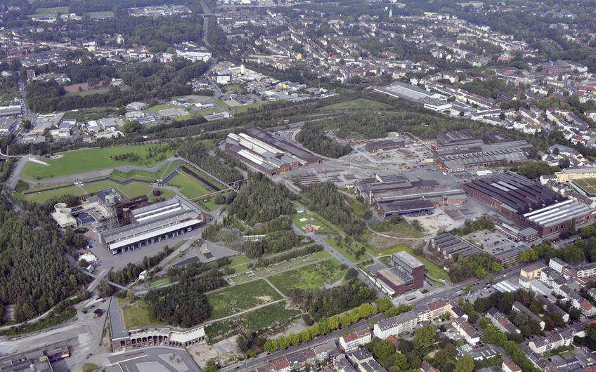 Die ältesten Unternehmen in Bochum
