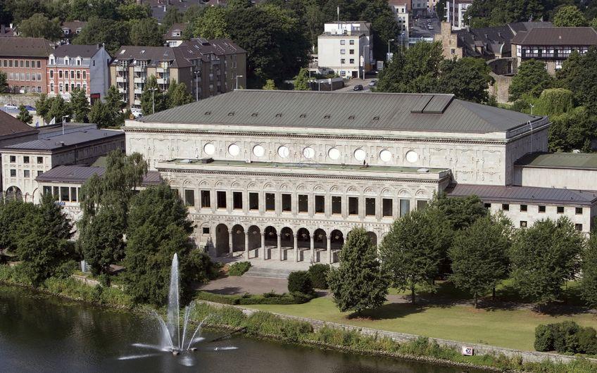 Kultur | Kongress | Zentrum Stadthalle Mülheim an der Ruhr: Ihre Location für alle EVENTualitäten
