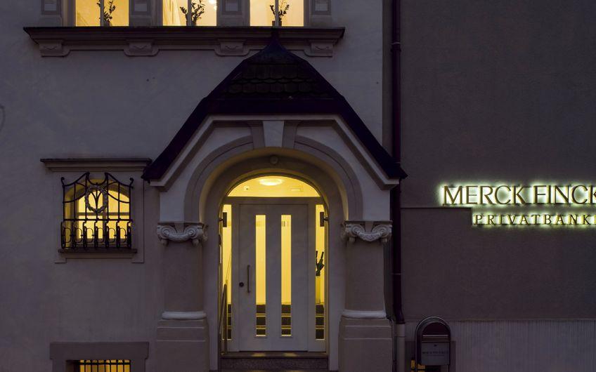 Merck Finck Privatbankiers: Kostbares in guten Händen