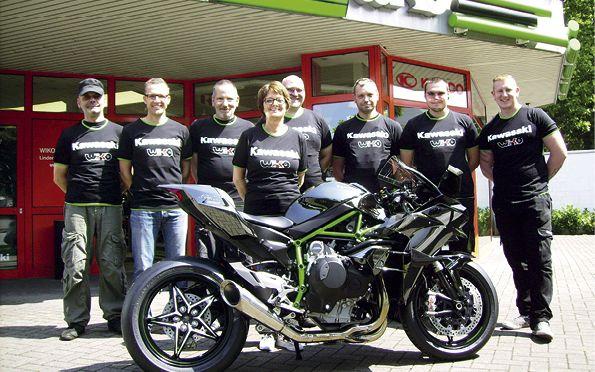 Wiko Motorrad: WIKO Motorrad