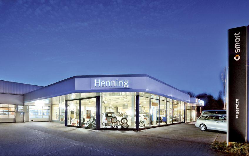 Henning Automobil: Von starken Pferden  zu Pferdestärken