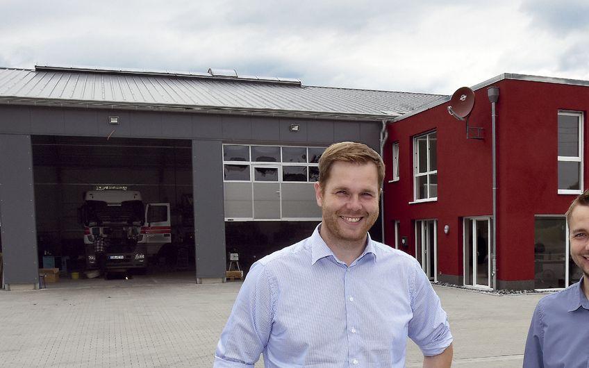 Stahl- und Betonbau Eugen Schlehäuser: Die Manufaktur unter den Hallenbauern