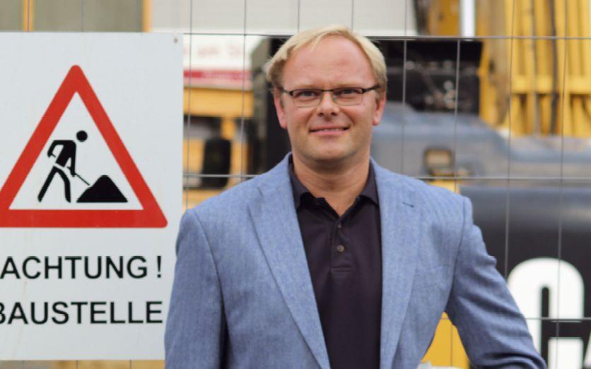 """Dipl.-Ing. und Dipl. Wirt.-Ing. Peter Cosanne: """"Das Projekt steht immer im Vordergrund"""""""