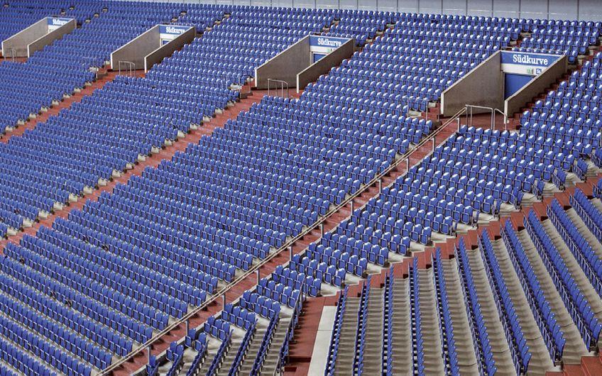 Nach Abpfiff müssen 61.973 Plätze gereinigt werden