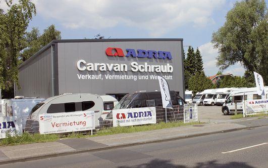 Adria Caravan Schraub: Adria Caravan Schraub