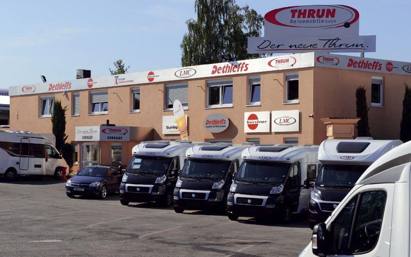 Thrun Caravaning: Thrun Caravaning: Top-Adresse für Reise-Mobilität