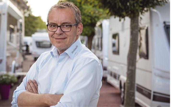 Dirk Schwanebeck, Geschäftsführer (Foto: Sascha Miesterek)