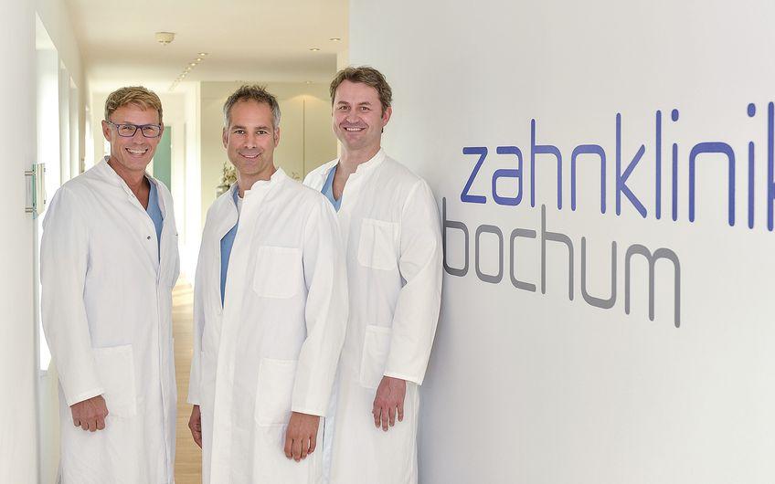 Zahnklinik Bochum / Therapiezentrum: Gesunde Zähne aus einer Hand