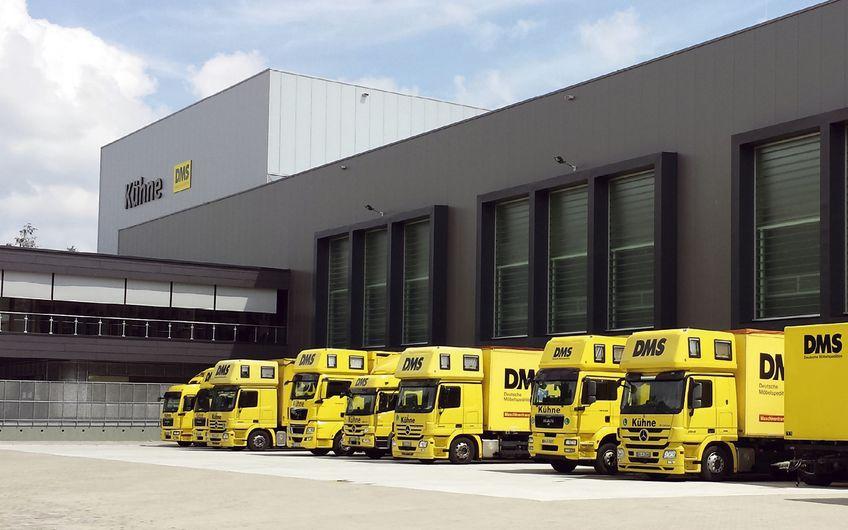 Kühne GmbH: Spezialist für besondere Umzüge