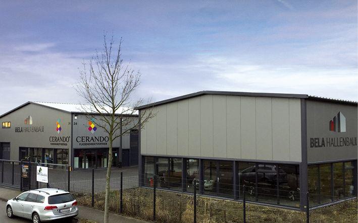 BELA Hallenbau: Maßgeschneiderte Gewerbe- und Industriehallen