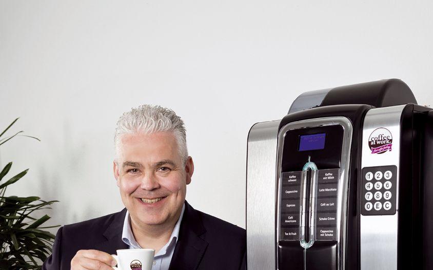 coffee at work: Der Kaffee-Manager