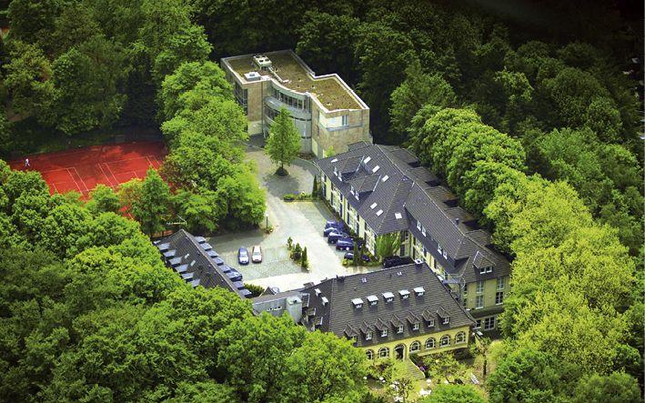 Das Waldhotel in Heiligenhaus