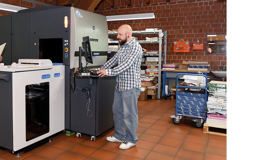 Staudt Lithographie GmbH: Edel und fein