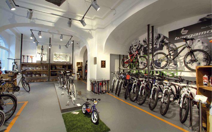Profile Korte bietet Fahrradleasing und -finanzierung