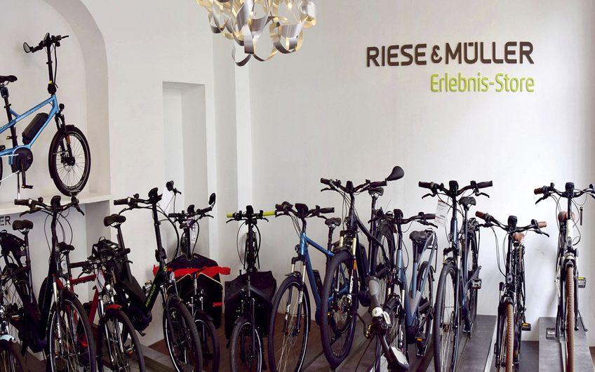 Frank Korte: Riese & Müller – Erlebnis-Store jetzt bei Frank Korte