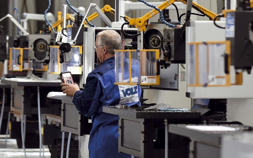 Volz Maschinenhandelsgesellschaft: Quality first