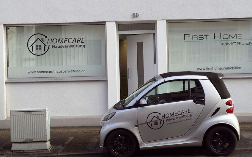 Homecare Hausverwaltung: Die Experten für Immobilien und Hausverwaltung