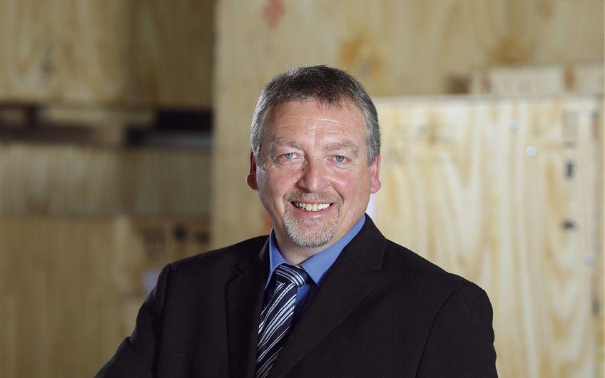 Michael Nöll, Geschäftsführer der SENATOR INTERNATIONAL Verpackungs GmbH