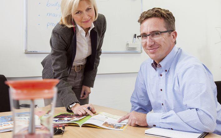 Stevens bietet an vier Standorten in NRW ein umfangreiches Kursangebot