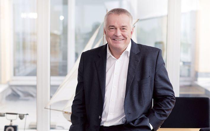 Dr. Matthias Eickhoff, Sprecher des Vorstandes