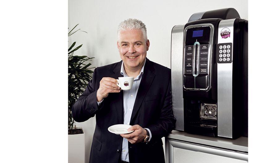 Coffee at Work: Strategische  Partnerschaft
