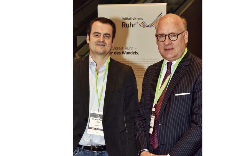 Initiativkreis Ruhr: Koordinator  für Start-ups