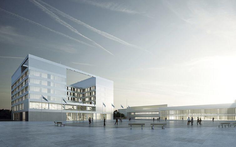 Vision 2020 – der Wilo-Campus Dortmund