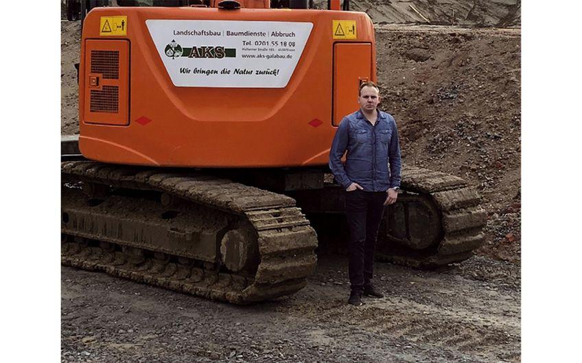 AKS Garten- und Landschaftsbau GmbH: Mit Vielfalt nach oben