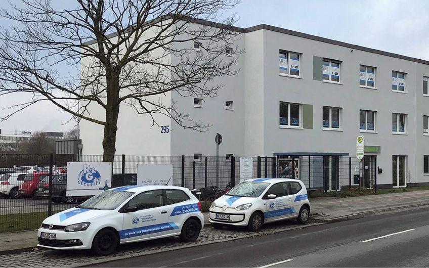 Neuer Hauptsitz  am Standort Herne