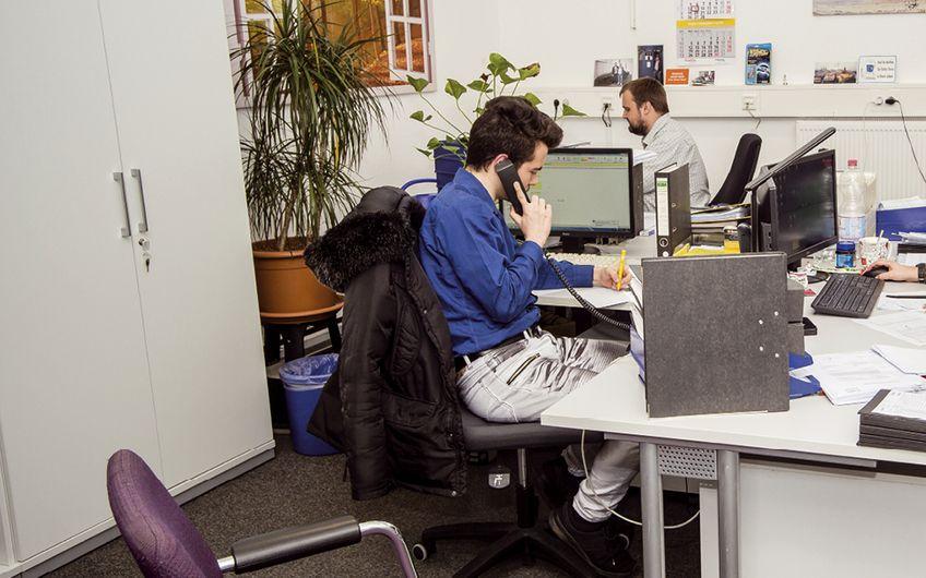 Rund 3.000 Mitarbeiter an sechs Standorten sorgen für Sauberkeit und Ordnung bei den Kunden der Unternehmensgruppe
