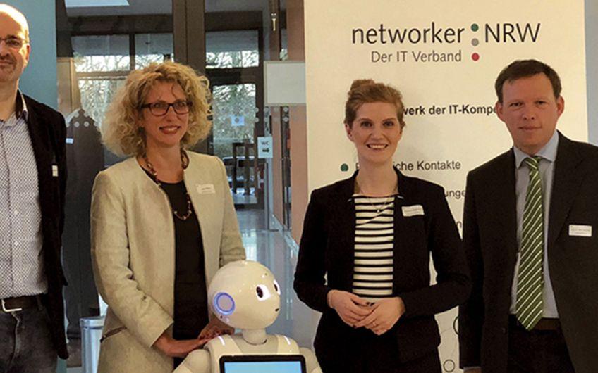 Networker NRW: Künstliche Intelligenz im Fokus