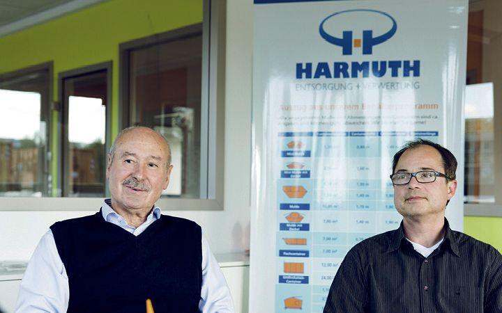 Stefan Harmuth und Frank Rennings