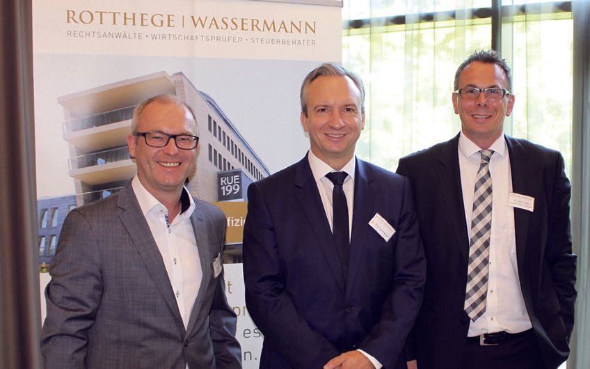 ROTTHEGE I WASSERMANN: Business Breakfast mit Dr. Thomas Koenen (BDI)