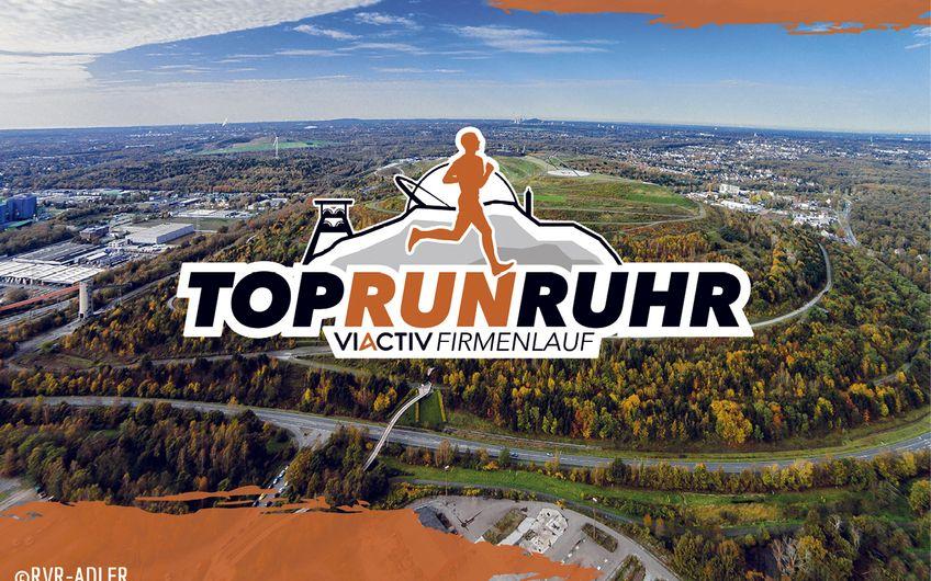 Erster Top Run Ruhr: TopRunRuhr VIACTIV Firmenlauf
