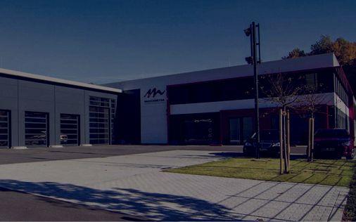 Der Dortmunder Standort der Maschmeyer GmbH